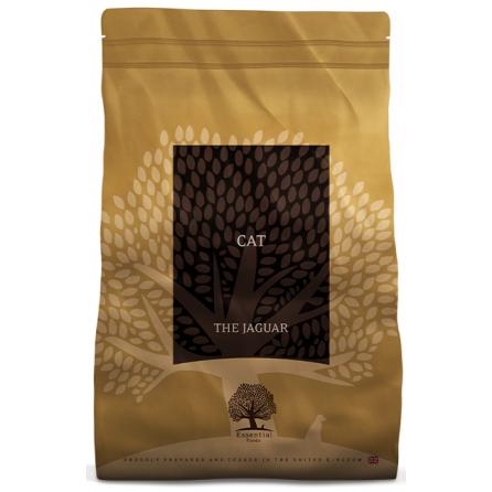Сухой корм для котят и кошек всех размеров и пород премиум холистик Jaguar Essential Foods (3кг)
